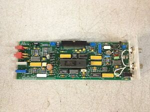 Mks Instruments Electrometer Dual Inputs Analog Output Board 012401 100