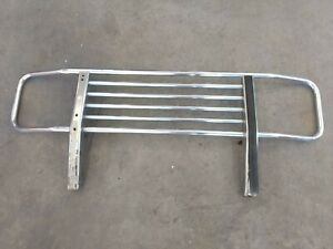 80 To 86 Ford Bronco Truck Bull Bar Brush Guard Grille Bumper