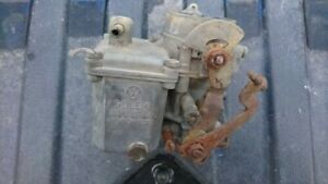 Solex 30pict 2 Carburetor Vw Volkswagen Beetle Bug Fuel Pump