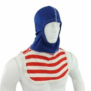 Majestic 100 Nomex Structural Protective Fire Hood Nfpa Captain America Hood