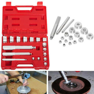 17pc Auto Bearing Seal Drivers Removal Tool Axle Bushing Driver Set Aluminium