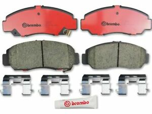 Front Brake Pad Set Brembo W231hd For Acura Tsx 2011 2012 2013