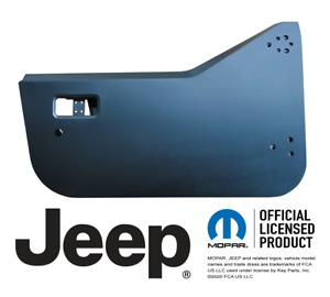 Passenger Side Half Door Shell For 1997 2002 Tj Jeep Wrangler