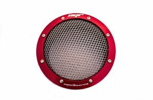 Ngr Turbo Filter Drag Edition Turbo Protector Guard Red 3 Inch