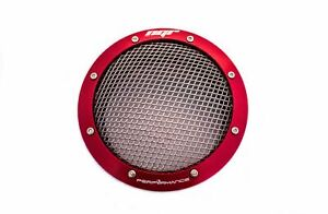 Ngr Turbo Filter Drag Edition Turbo Protector Guard Red 3 5 Inch