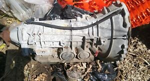 Automatic Transmission 2000 Jaguar S Type Needs 2b Rebuilt Reverse Only As Is