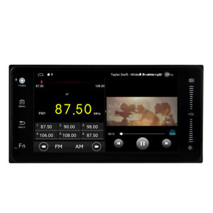 Hd Android 9 1 Car Radio Dvd Gps Headunit For Toyota Hilux Yaris Rav4 Vios