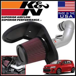 K n Typhoon Cold Air Intake System Fits 2012 2019 Chevy Sonic 1 4l L4