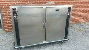 Fwe Food Warming Transport Holding Cabinet Commercial Warmer Uhs 7 7