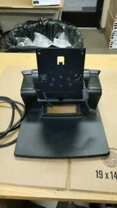 Hp Rp7 Model 7800 Retail Pos System Base Monitor Stand Ac Adapter 683312 001