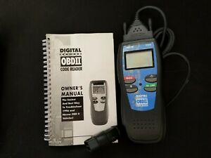 Innova 3100 Digital Obd 2 Code Reader With Cable And Code Book