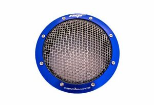 Ngr Turbo Filter drag Edition Turbo Protector Guard Blue 3 5 Inch