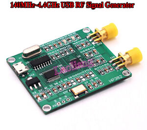 1pcs 140mhz 4 4ghz Frequency Usb Rf Signal Generator Board With Sweep Function