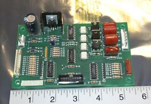 National 431 Cold Food Vending Machine Interface Pcb Part No 4316009