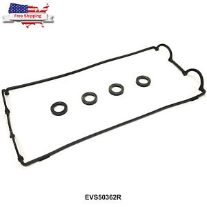 High Quality Valve Cover Gasket Set For 1990 2001 Acura Integra 1 8l L4 Vs50362