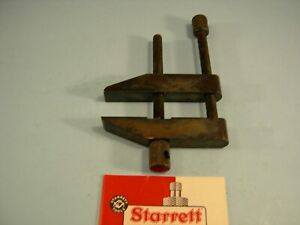 New Starrett No 161 c Parallel Clamp One Only Tool Maker Machinist Other