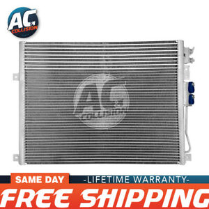 Coj105 Ac Condenser For 06 10 Jeep Commander 05 10 Grand Cherokee 3247