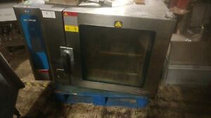 Alto shaam 7 14 Esg Combitherm Convection Oven Steamer Natural Gas