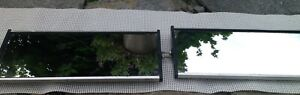 Set Two Vintage Signal Stat Mirrors Chevy Ford Dodge Gmc Truck Camper