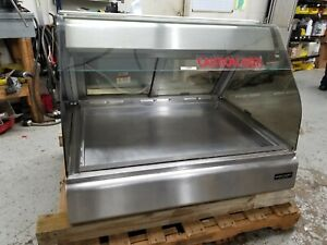 Henny Penny Hmr 103 Full Glass Hot Food Display Case