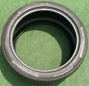 285 35r20 Continental Contisportcontact 5p Tire 285 35zr20 285 35zr 20 Mo One