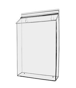 Outdoor 8 5 w X 11 h Brochure Holder Catalogs Magazines Real Estate