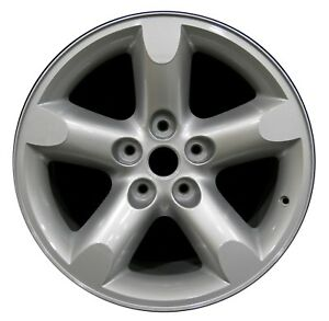 20 Dodge Ram 1500 2006 2007 2008 Factory Oem Rim Wheel 2267 Silver