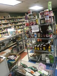 Selling Business Health Food Store