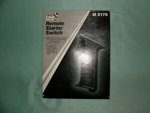 Sears Remote Starter Switch 28 2175 New