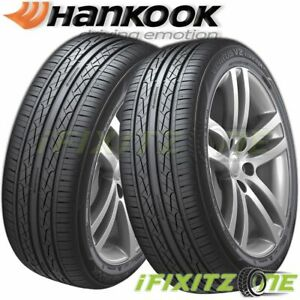 2 Hankook Ventus V2 Concept2 H457 245 45r17 95v All Season Performance M s Tires