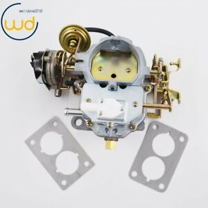 Carburetor Fit For Jeep 2 barrel Bbd 6 Cyl 4 2l 258cu Engine Carb Type Rpw Fast