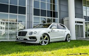 Bentley Bentayga Prior Design Wide Body Kit