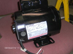 Free Shippimg Century Electric Motor ph1 1 Hp
