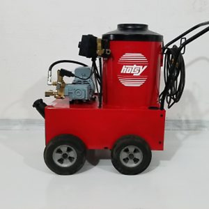 Used Hotsy 550 Hot Water 115 Volt diesel 2 2gpm 1000psi Pressure Washer