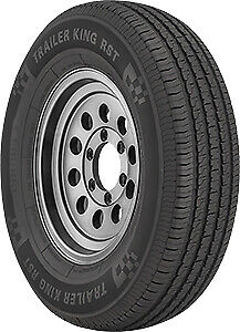 2 New Trailer King Rst St235 80r16 235 80 16 2358016 Trailer Tire F 12