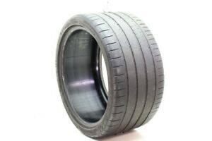Used 295 30zr20 Michelin Pilot Super Sport 101y 5 5 32