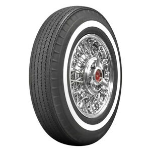American Classic Whitewall Radial 750r14 1 Ww quantity Of 4
