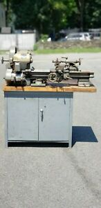 9 South Bend Lathe With Tools
