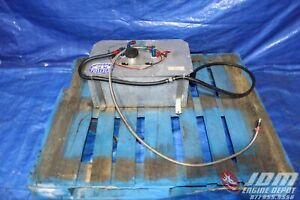 Honda 8gal Atl Fuel Cell 22x14x9 With Fittings And Lines