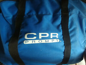 Cpr Prompt Dummies With Bag