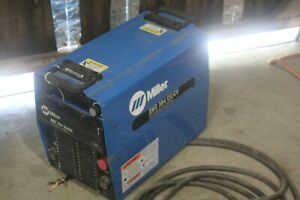 Miller Multi Process Welder Xmt304