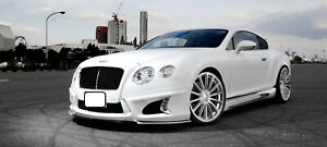 Bentley Continental Gt Wy Body Kit 2013