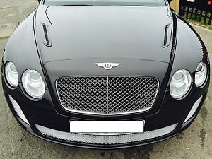 Bentley Continental Gt gtc Supersport Style Bonnet Vents Body Kit