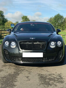 Bentley Continental Gt gtc 2004 2011 Super Sport Style Body Kit