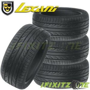4 Lexani Lxuhp 207 245 45zr18 100w Xl All Season High Performance Tire 245 45 18