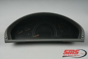 01 02 Mercedes W215 Cl55 S55 Amg Instrument Cluster Speedometer Oem 2205403147