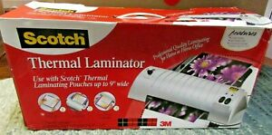 New Scotch Thermal Laminator Machine tl901