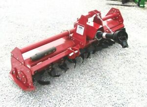 New Tar River Geardrive 6 Ft Roto Tiller Hd We Ship Cheap Ask For Quote