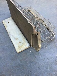 1959 1960 Chevy Station Wagon Rear Folding Seat