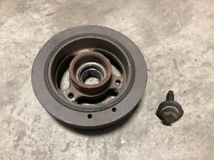 2003 2004 Ford Mustang Cobra Supercharged 4 6 Harmonic Balancer Crank Pulley